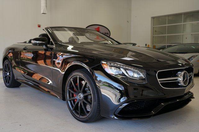 2017 Mercedes-Benz AMG S 65 S 65 AMG