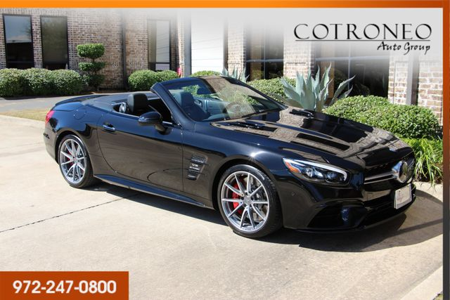 2017 Mercedes-Benz AMG SL 63 Roadster in Addison, TX 75001