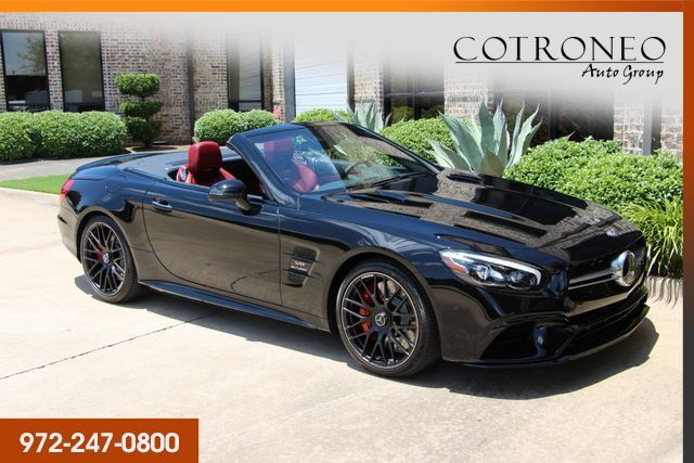2017 Mercedes-Benz AMG SL 63 AMG in Addison, TX 75001