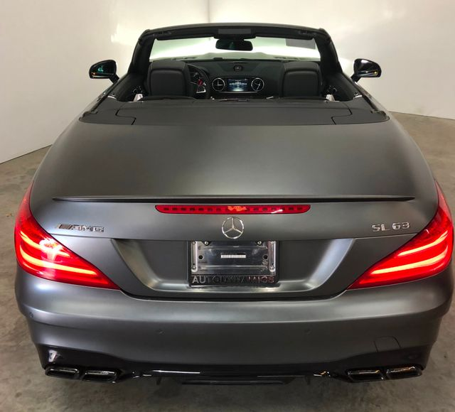 2017 Mercedes-Benz AMG SL 63 Houston, Texas 9