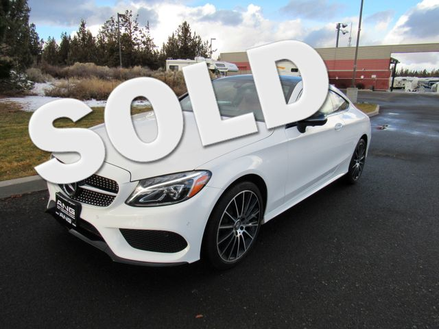 2017 Mercedes-Benz C 300 4MATIC Bend, Oregon