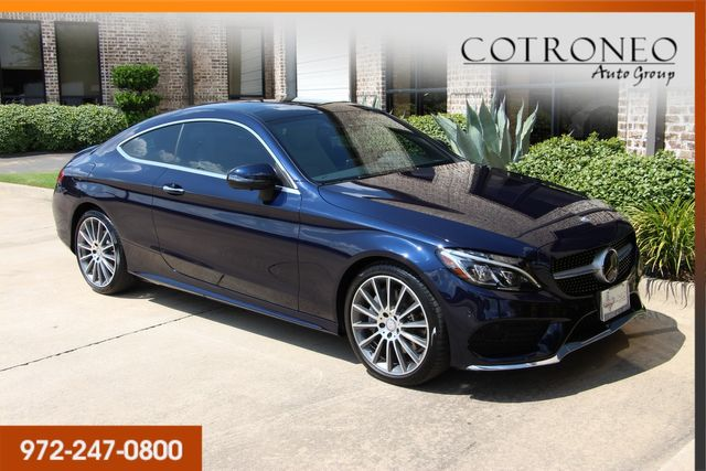 2017 Mercedes-Benz C 300 Sport Coupe in Addison, TX 75001