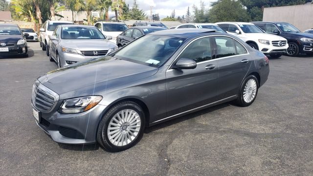 2017 Mercedes-Benz C 300 LUXURY in Campbell, CA 95008