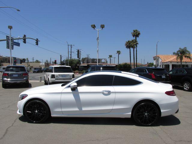 2017 Mercedes-Benz C 300 Coupe in Costa Mesa, California 92627