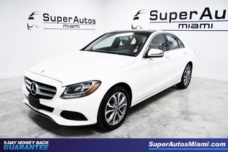 2017 Mercedes-Benz C300 Luxury Package AWD in Doral, FL 33166