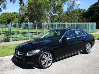 2017 Mercedes-Benz C 300 in Miami FL, 33142