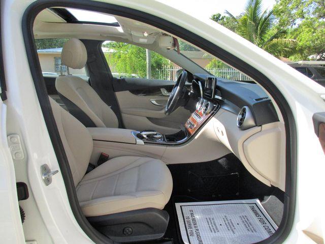 2017 Mercedes-Benz C 300 Miami, Florida 18
