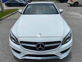 2017 Mercedes-Benz C 300 CONVERTIBLE PREMIUM CARFAX CERT 1 OWNER   Plant City Florida  Bayshore Automotive   in Plant City, Florida