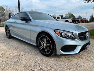 2017 Mercedes-Benz C 300 Coupe AMG Sport Pkg in Sealy, Texas 77474