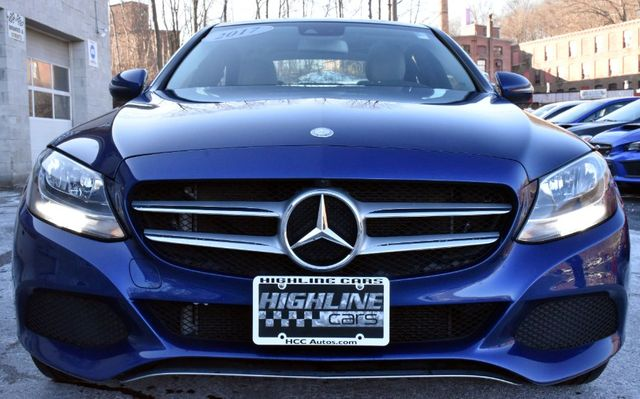 2017 Mercedes-Benz C 300 C 300 4MATIC Sedan Waterbury, Connecticut 10