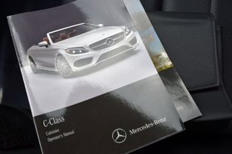 2017 Mercedes-Benz C 300 C 300 4MATIC Cabriolet Waterbury, Connecticut 40