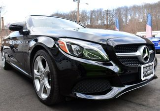 2017 Mercedes-Benz C 300 C 300 4MATIC Cabriolet Waterbury, Connecticut 7
