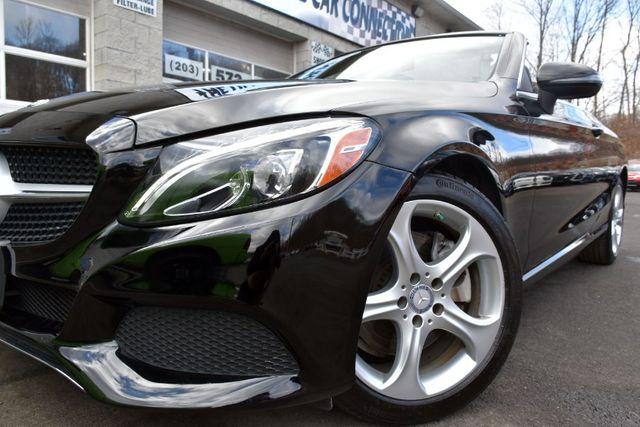 2017 Mercedes-Benz C 300 C 300 4MATIC Cabriolet Waterbury, Connecticut 9