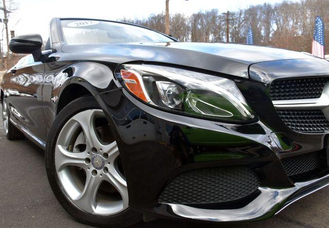 2017 Mercedes-Benz C 300 C 300 4MATIC Cabriolet Waterbury, Connecticut 10
