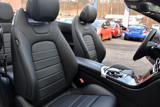 2017 Mercedes-Benz C 300 C 300 4MATIC Cabriolet Waterbury, Connecticut 22