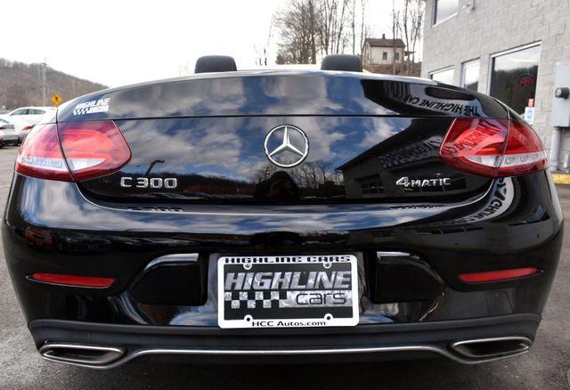 2017 Mercedes-Benz C 300 C 300 4MATIC Cabriolet Waterbury, Connecticut 4