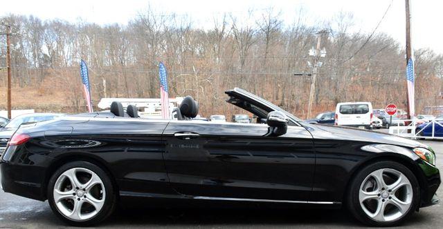 2017 Mercedes-Benz C 300 C 300 4MATIC Cabriolet Waterbury, Connecticut 6