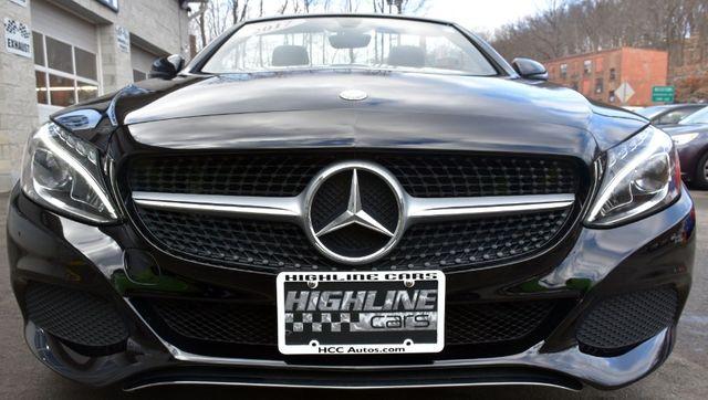 2017 Mercedes-Benz C 300 C 300 4MATIC Cabriolet Waterbury, Connecticut 8