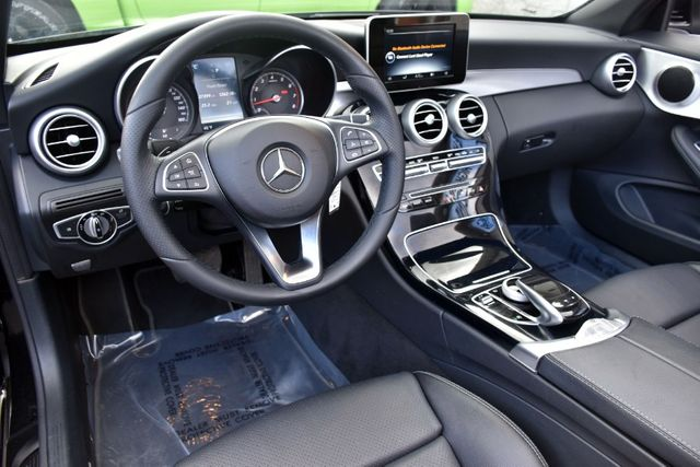 2017 Mercedes-Benz C 300 C 300 4MATIC Cabriolet Waterbury, Connecticut 17
