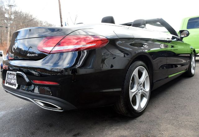 2017 Mercedes-Benz C 300 C 300 4MATIC Cabriolet Waterbury, Connecticut 5