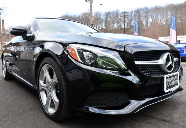 2017 Mercedes-Benz C 300 C 300 4MATIC Cabriolet Waterbury, Connecticut 7