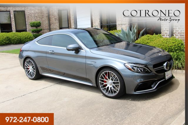 2017 Mercedes-Benz C 63 S AMG Coupe