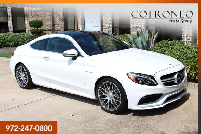 2017 Mercedes-Benz C 63 AMG Coupe