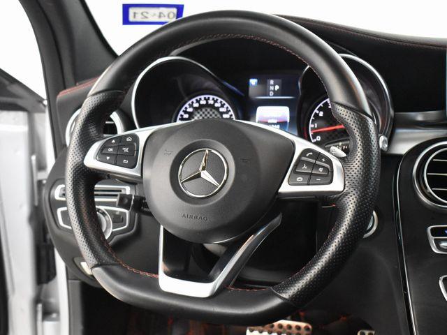 2017 Mercedes-Benz C-Class C 43 AMG 4MATIC in McKinney, Texas 75070