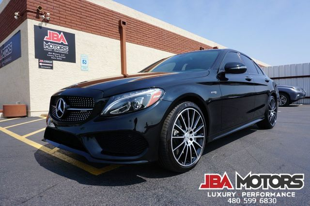 2017 Mercedes-Benz C43 AMG C Class 43 Sedan 4Matic AWD in Mesa, AZ 85202