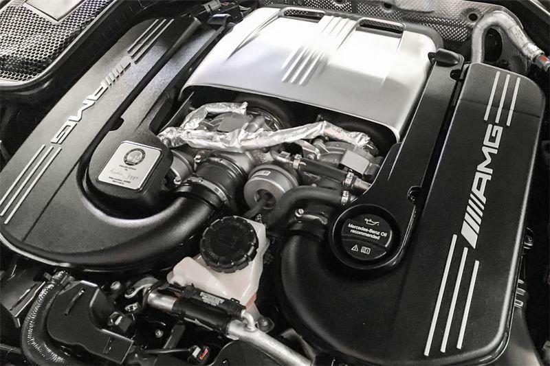 2017 Mercedes-Benz C63 AMG   city CA  M Sport Motors  in Walnut Creek, CA