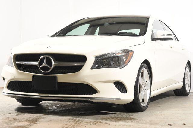 2017 Mercedes-Benz CLA 250 w/ Nav/ Blind Spot/ Pano in Branford, CT 06405