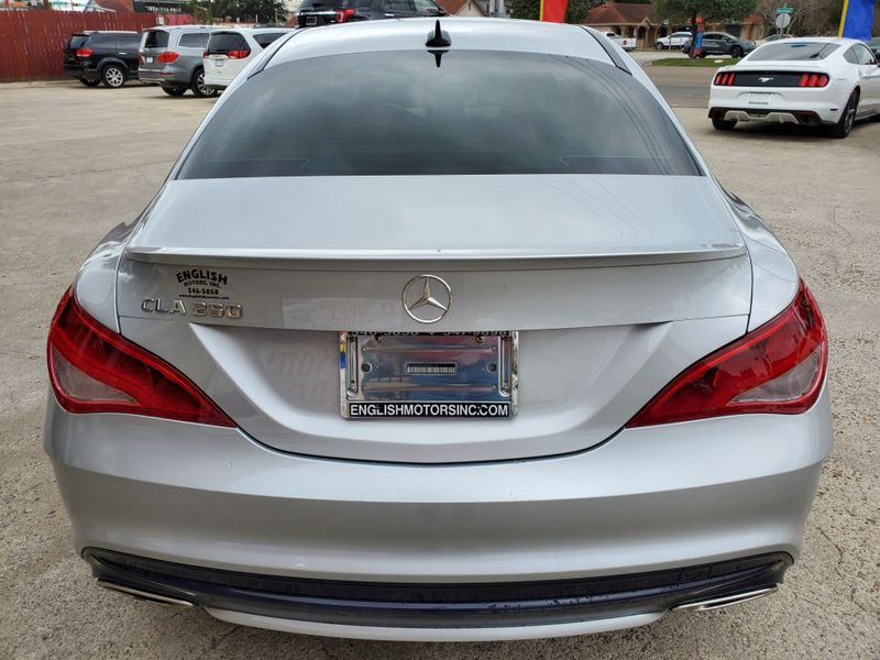 2017 Mercedes-Benz CLA 250   Brownsville TX  English Motors  in Brownsville, TX