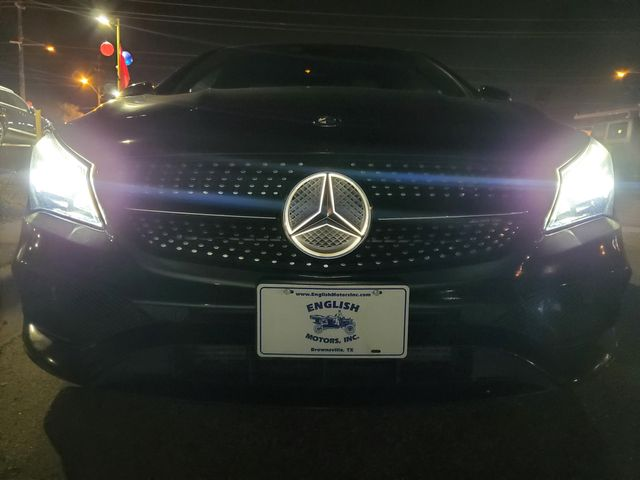 2017 Mercedes-Benz CLA 250 in Brownsville, TX 78521