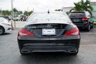 2017 Mercedes-Benz CLA 250 CLA 250 Hialeah, Florida 4