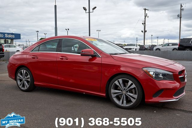 2017 Mercedes-Benz CLA 250 CLA 250 in Memphis, Tennessee 38115