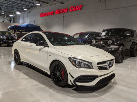 2017 Mercedes-Benz CLA AMG 45  in Lake Forest, IL