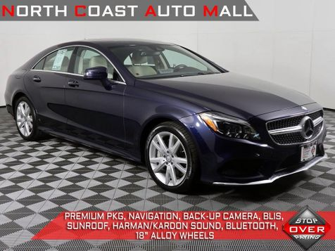 2017 Mercedes-Benz CLS 550 CLS 550 in Cleveland, Ohio