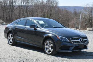 2017 Mercedes-Benz CLS 550 4Matic Naugatuck, Connecticut 8