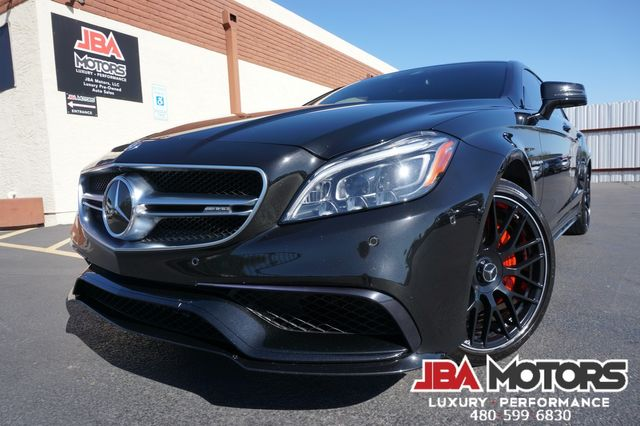 2017 Mercedes-Benz CLS63 S AMG CLS 63 S Model CLS63s 4Matic AWD
