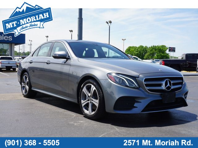 2017 Mercedes-Benz E 300 4 MATIC Luxury