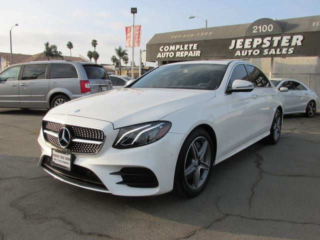 2017 Mercedes-Benz E 300 Sport in Costa Mesa, California 92627