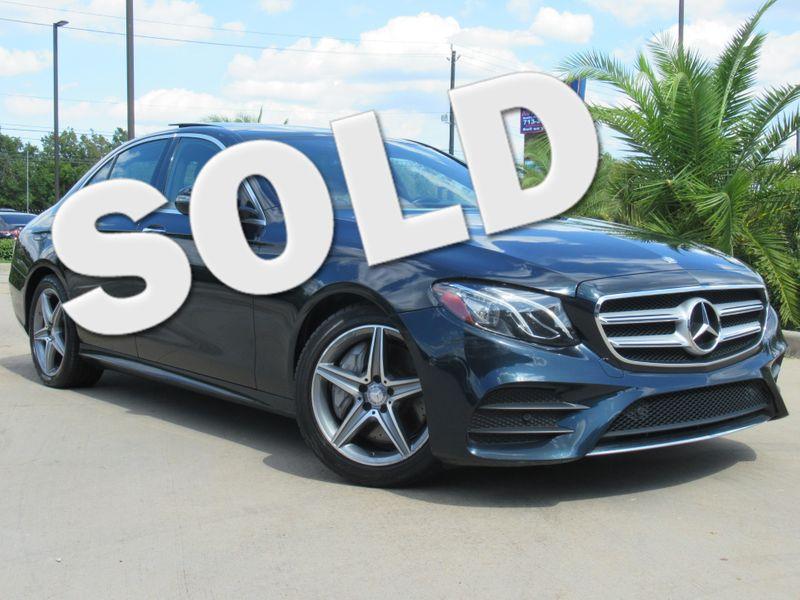 2017 Mercedes-Benz E 300 Sport | Houston, TX | American Auto Centers in Houston TX