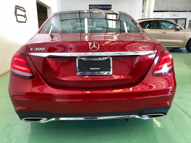 2017 Mercedes-Benz E 300 Sport Longwood, FL 9