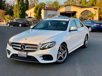 2017 Mercedes-Benz E 300 SPORT AMG PKG 1-OWNER 41K MLS NEW TIRES SERVICE RECORDS in Van Nuys, CA 91406