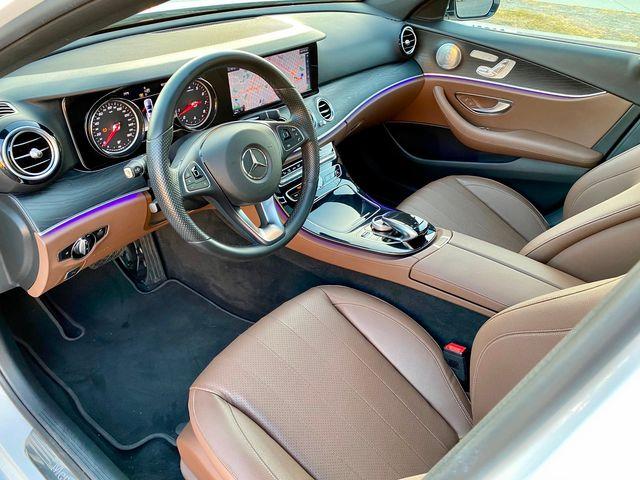 2017 Mercedes-Benz E 300 SPORT AMG PKG 1-OWNER 41K MLS NEW TIRES SERVICE RECORDS in Van Nuys, CA 91406