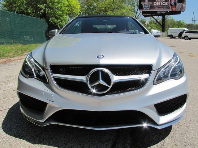 2017 Mercedes-Benz E 400 Cabriolet St. Louis, Missouri 3