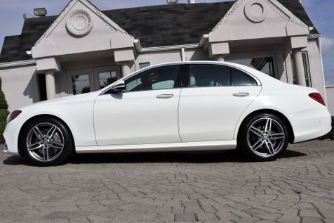 2017 Mercedes-Benz E-Class E300 4Matic Sprot PKG in Alexandria, VA