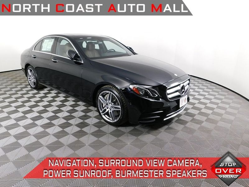 2017 Mercedes-Benz E-Class E 300  city Ohio  North Coast Auto Mall of Cleveland  in Cleveland, Ohio