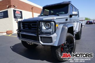2017 Mercedes-Benz G 550 4x4 Squared G550 G WAGON G CLASS 550 SUV ~ ONLY 19K LOW MILES! | MESA, AZ | JBA MOTORS in Mesa AZ