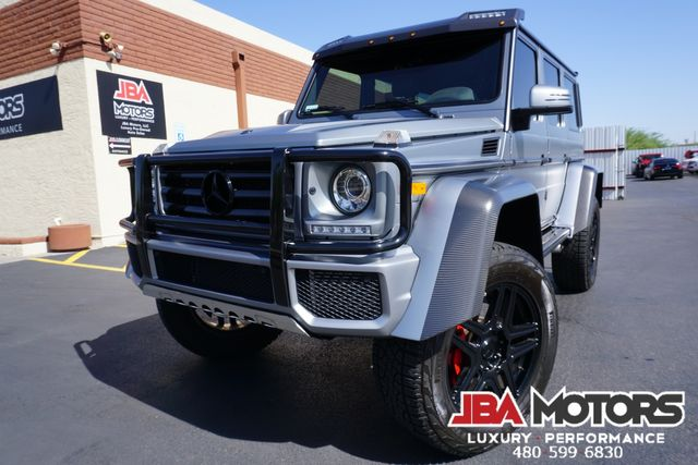 2017 Mercedes-Benz G 550 4x4 Squared G550 G WAGON G CLASS 550 SUV ~ ONLY 19K LOW MILES